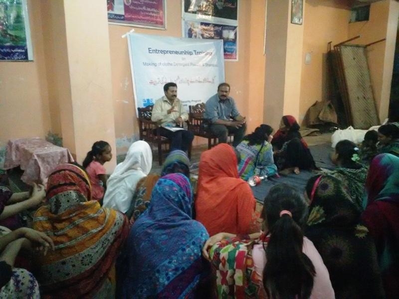 Caritas Pakistan Lahore
